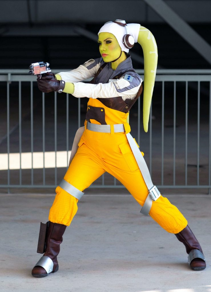 Hera Syndulla Star Wars Rebels twi'lek Rei Kennex