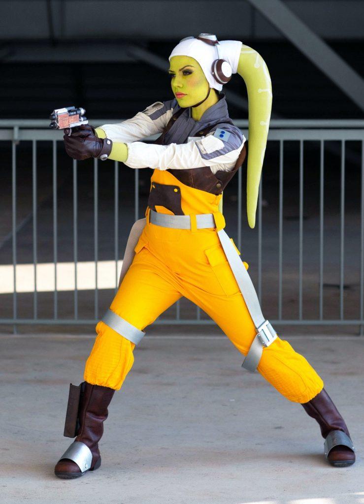 Hera Syndulla Star Wars Rebels twi'lek Rei Kennex