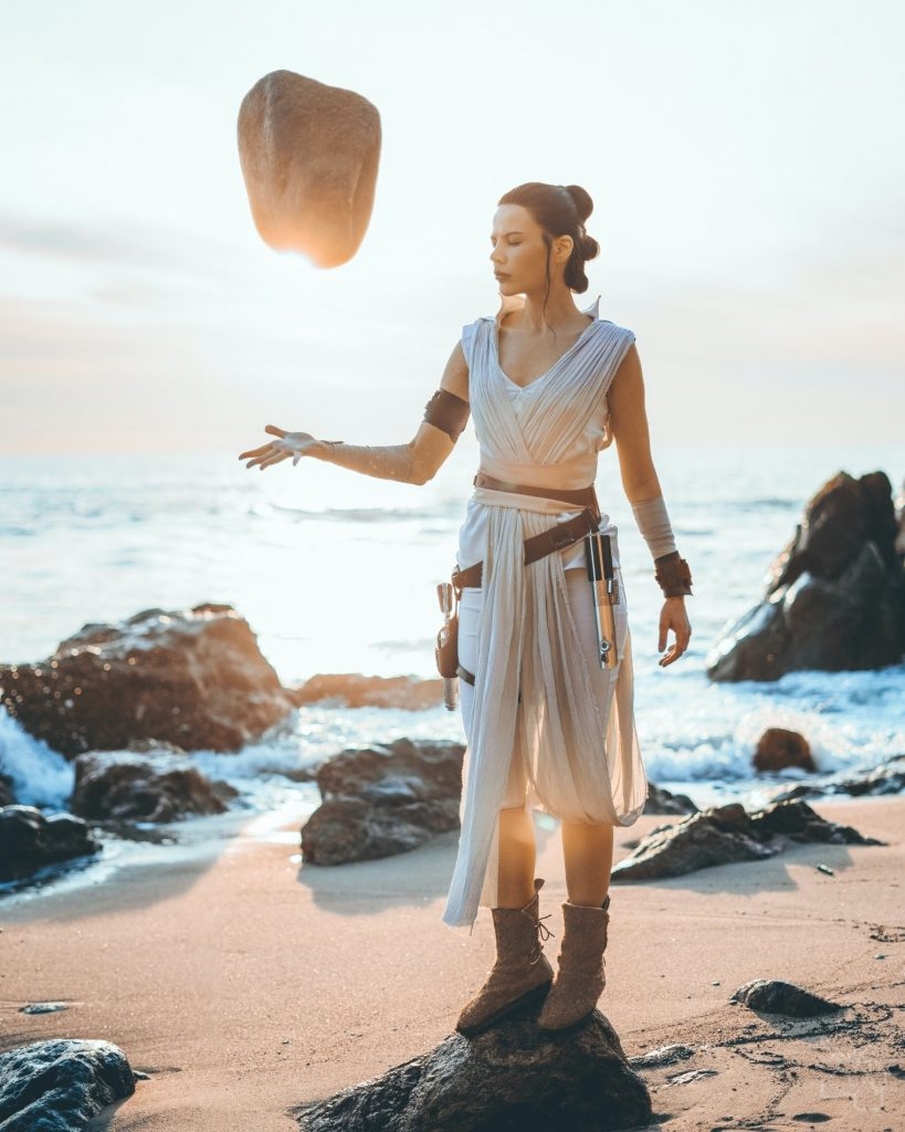 Rey Star Wars Rei Kennex