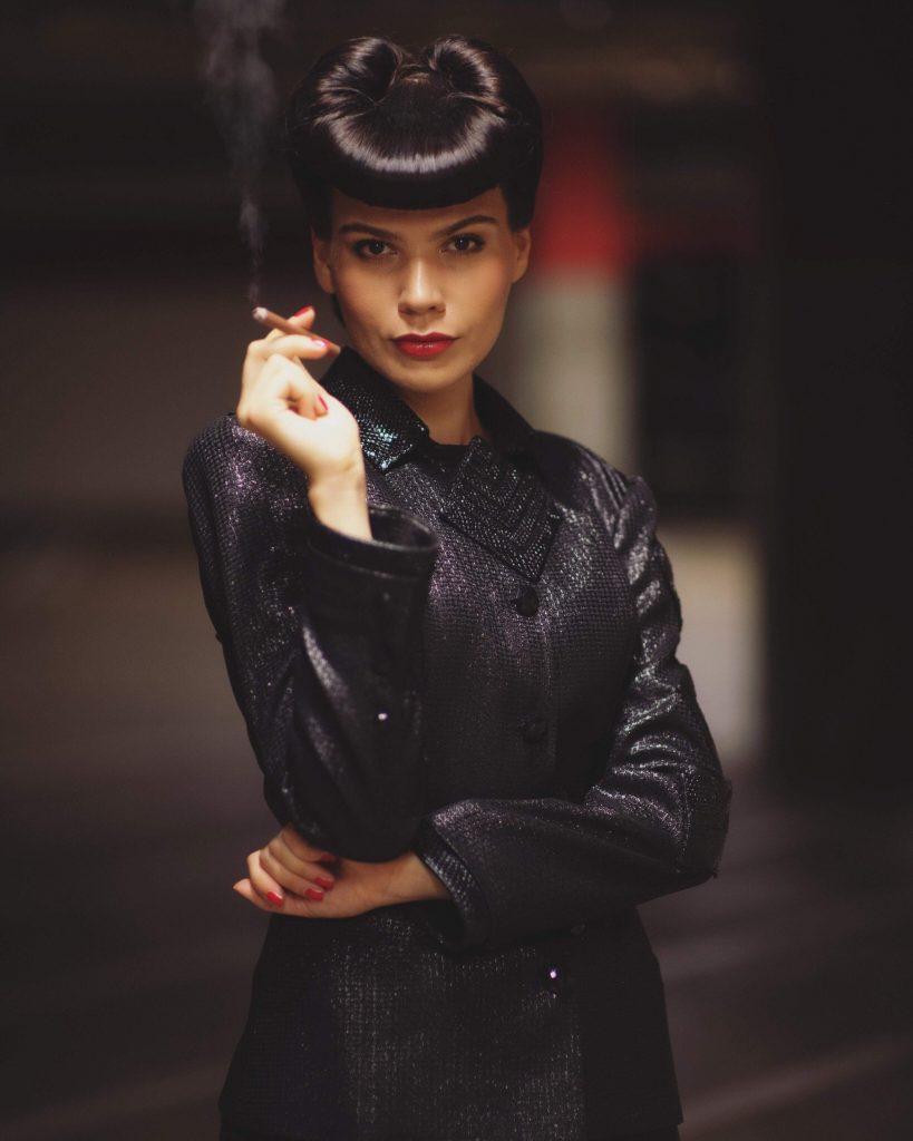 Rachael Blade Runner Rei Kennex cyberpunk
