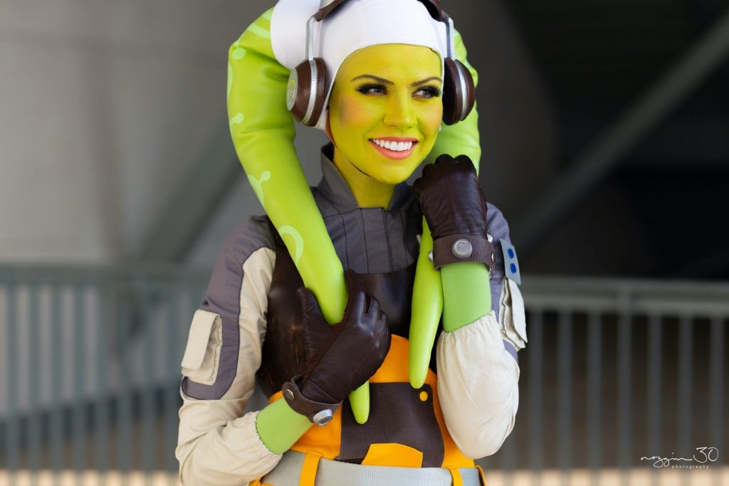 Hera Syndulla twi'lek Star Wars Rebels Rei Kennex