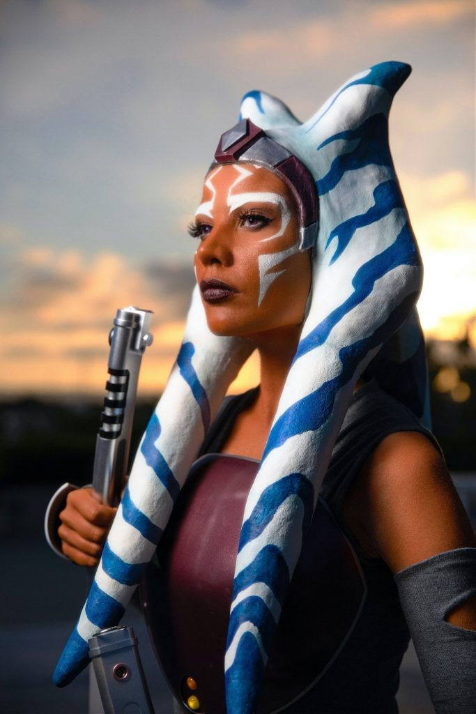 Ahsoka Tano live action Star Wars Rebels Rei Kennex