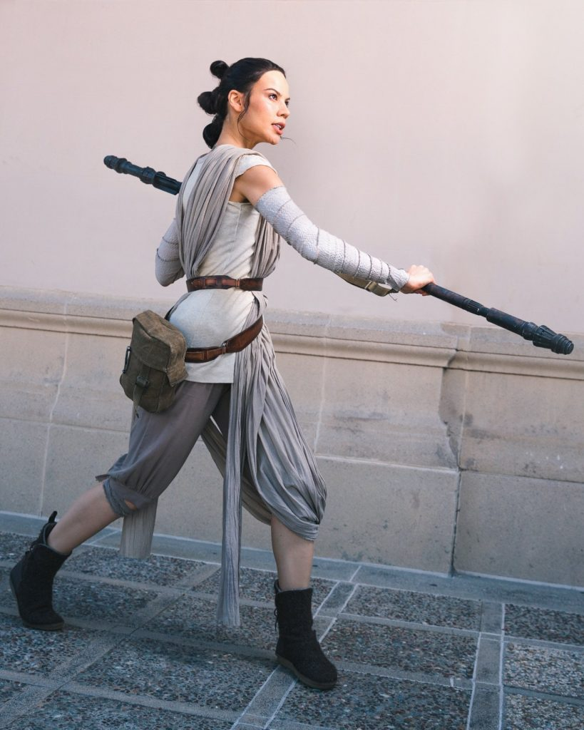 Rey Star Wars Rei Kennex